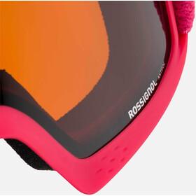 Rossignol Raffish Goggles Børn, pink